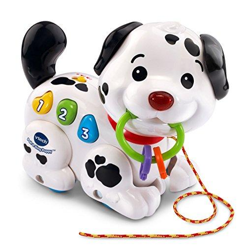 VTech Pull and Sing Puppy Children Toys Karina Baby Boutique