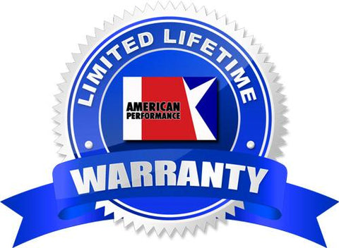 1964-1969 AMC Urethane Front Coil Spring Isolators Kit - Limited Lifetime Warranty
