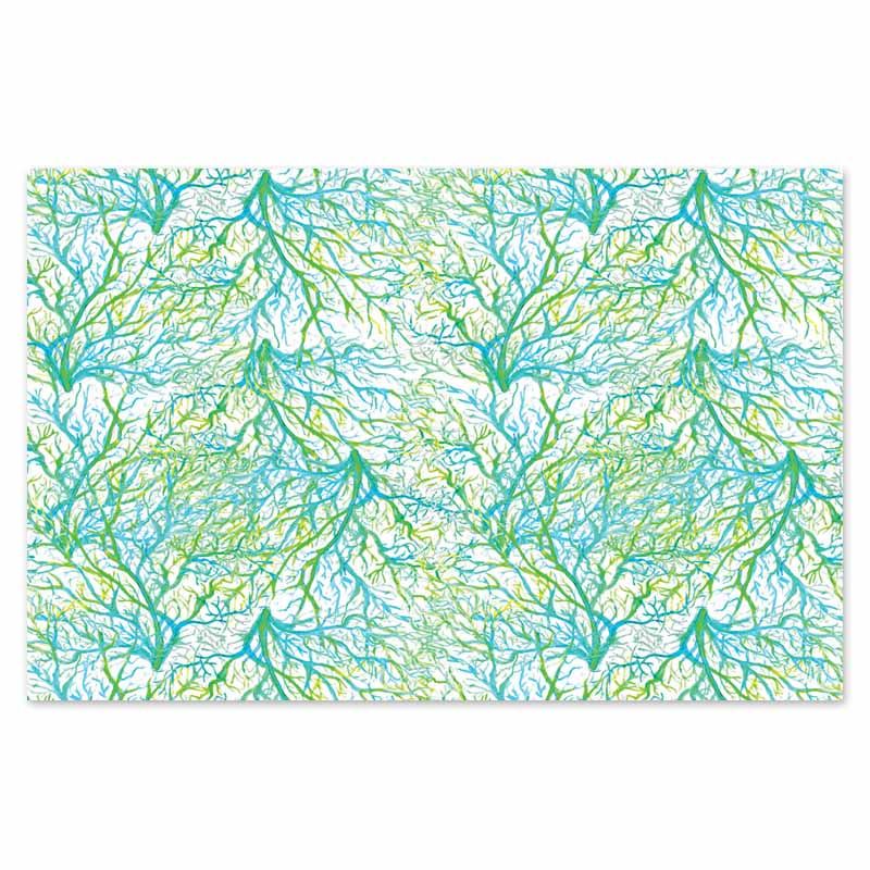 Beach Vibes Placemats (Set of 24)