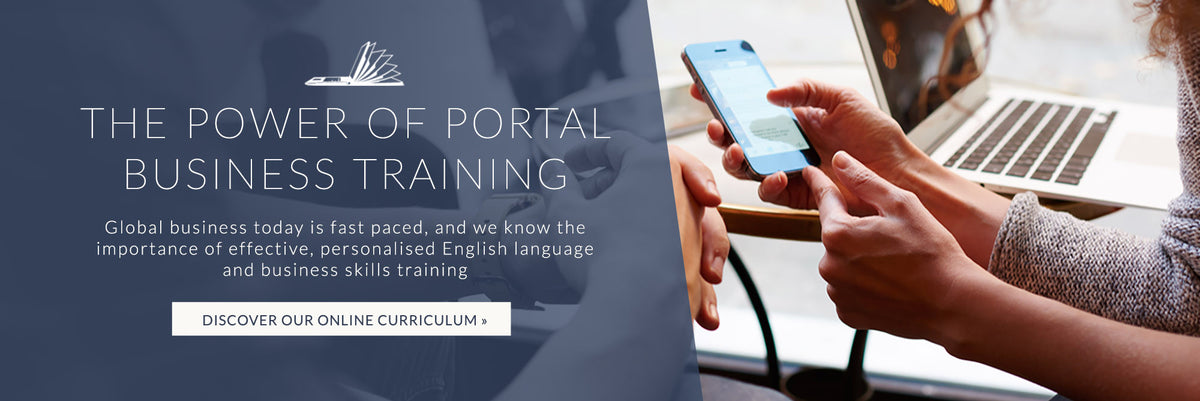 PORTAL is an online training company that specialises in helping professionals who speak English as a foreign language, learn new skills and/or keep existing skills fresh - For more information click here!