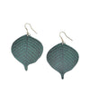 Devika Bodhi Leaf Earrings - Matr Boomie (Fair Trade)
