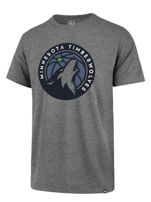 Minnesota Timberwolves Imprint Super Rival Global T-Shirt
