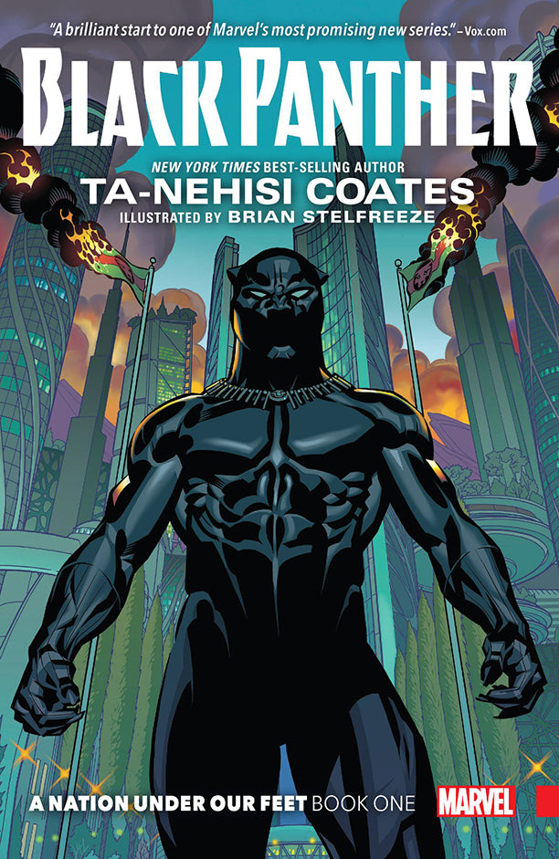 Black Panther: A Nation Under Our Feet (Book 1)