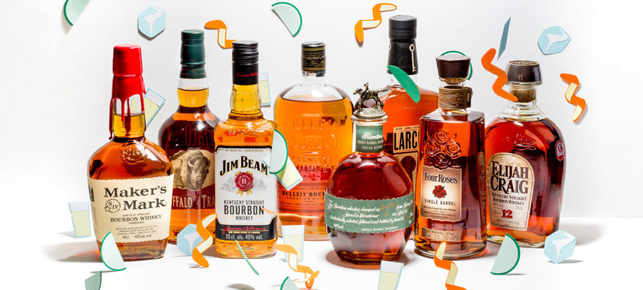 The best bourbon options for four classic serves