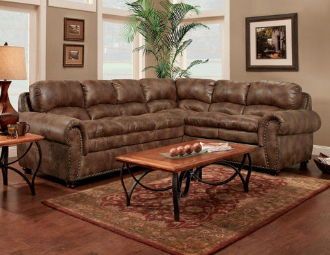Padre Espresso Sectional Group