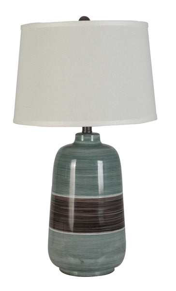 Montcross Polyresin Table Lamp - Furnlander