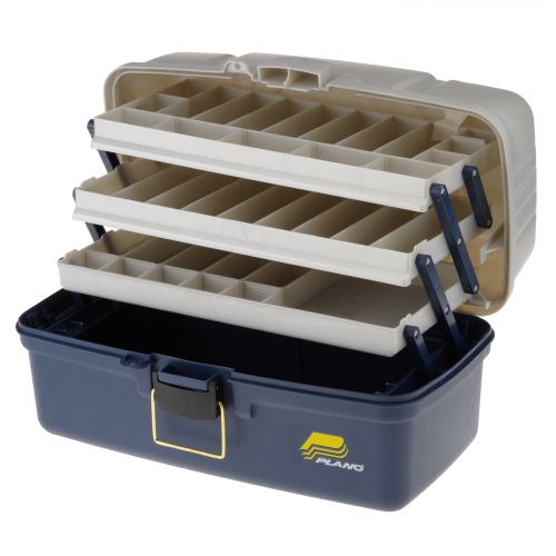 Zebco Large 3 Tray Tackle Box