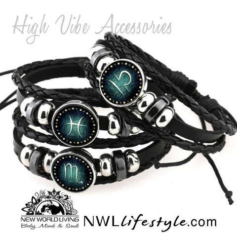 Star Sign Zodiac Bracelet