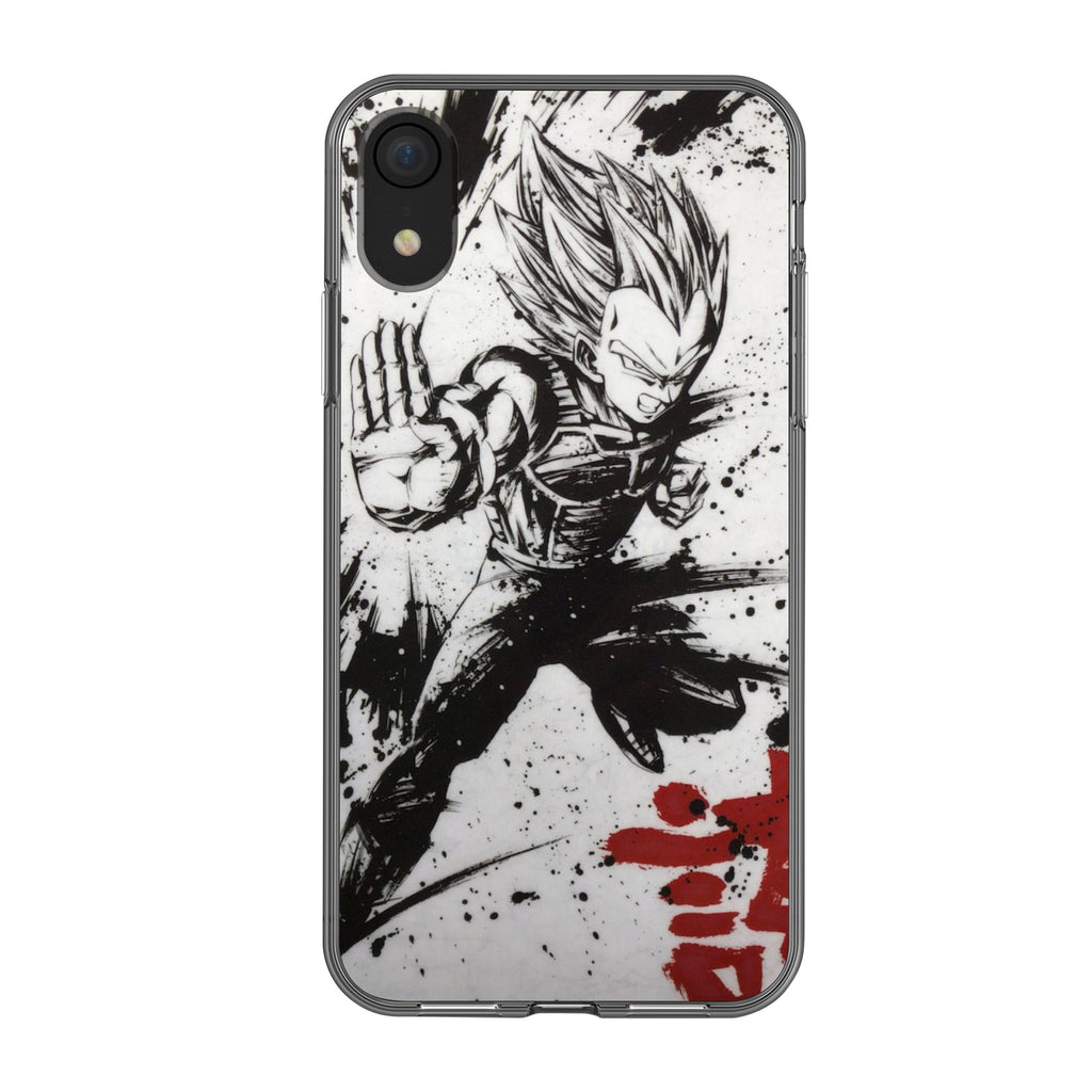Dragon Ball Super - Vegeta Phone Case - Anime Senpai