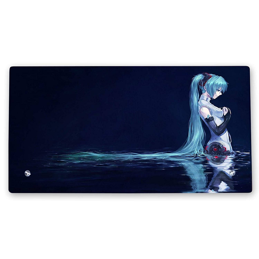 Hatsune Miku – Glass Frame with Stand - Anime Senpai