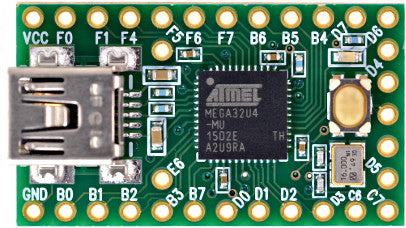 Teensy 2.0 USB Board