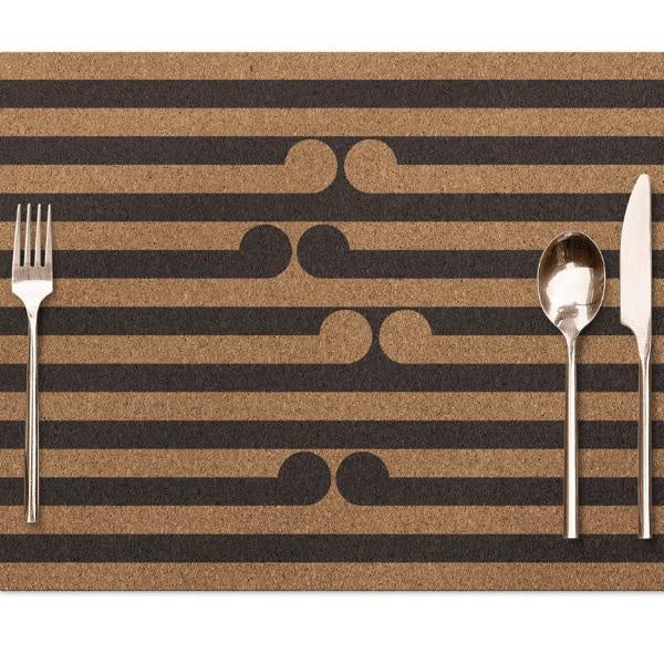 Gordon Walters placemat - set of 4