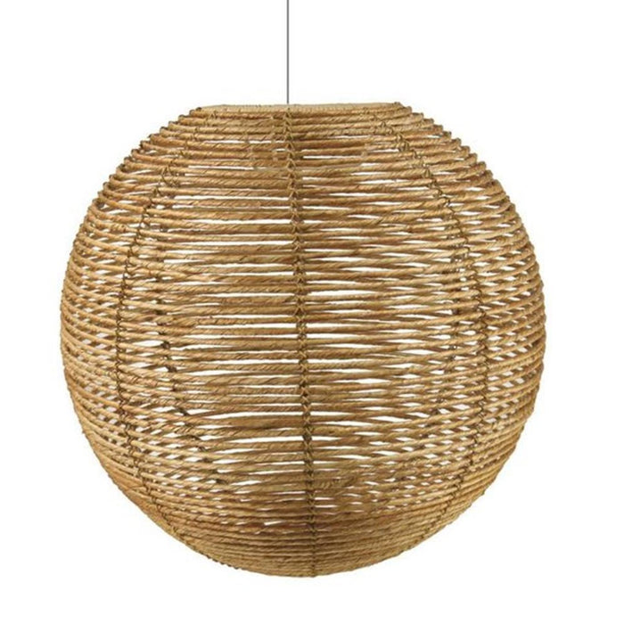 Metro jute light shade