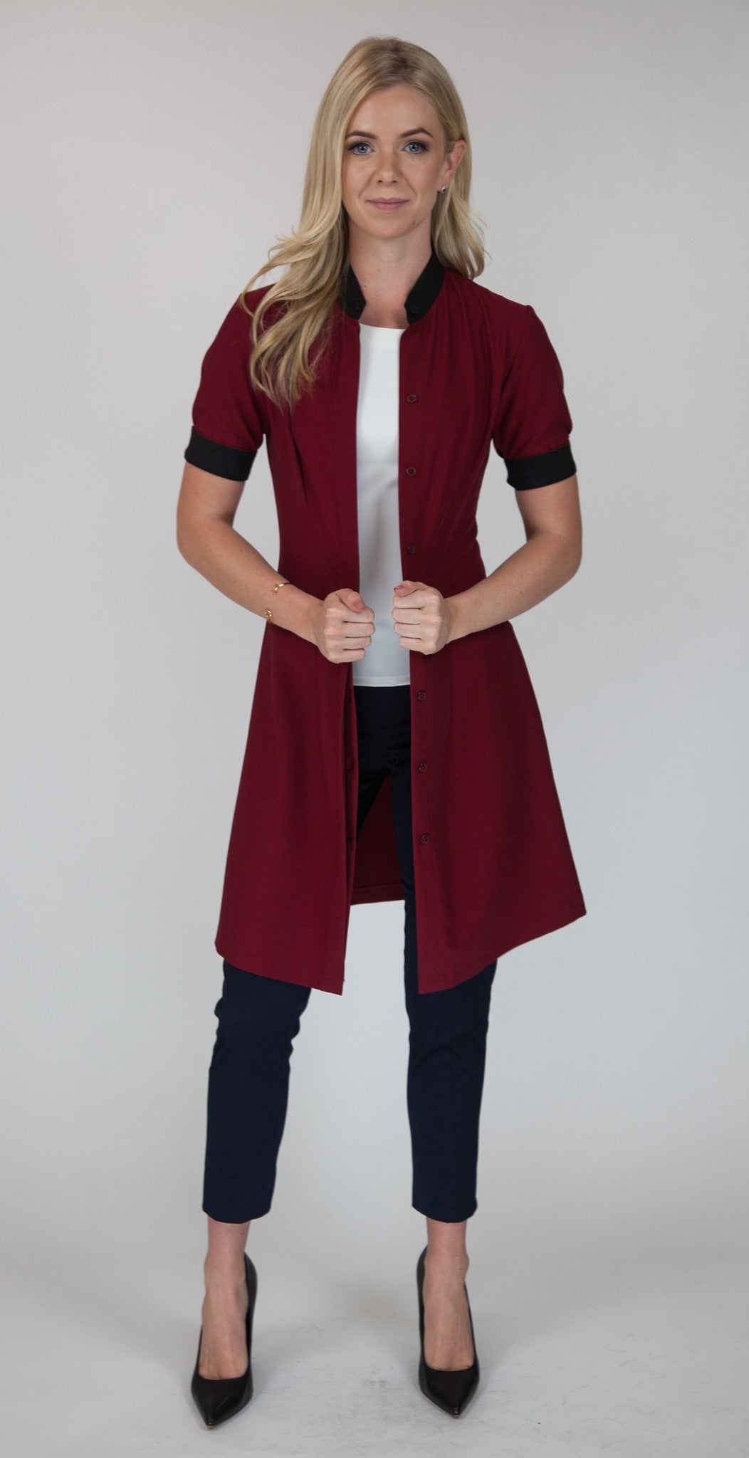 Rossellini Trench Dress