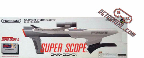 Nintendo Super Scope