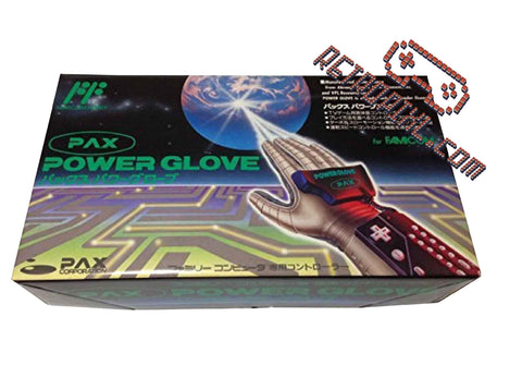 Nintendo - Mattel Power Glove