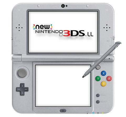 Nintendo 3DS XL Super Nintendo LIMITED EDITION