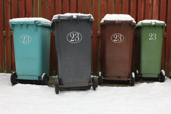 Why you shouldn't leave your wheelie bin out in the street