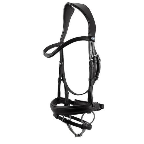 Montar Normandie bridle dressage
