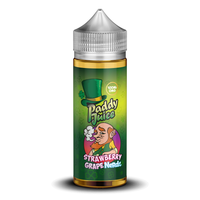 Strawberry Grape Nerdz E-Liquid by Paddy Juice 100ml Short Fill