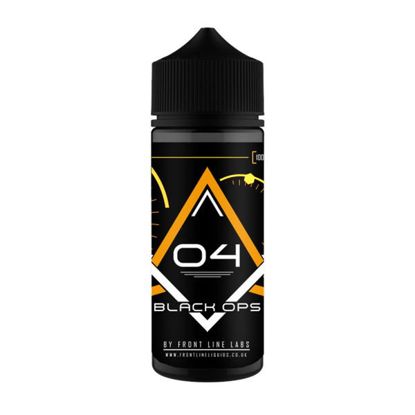 Pineapple E-Liquid by Front Line 100ml Short Fill