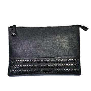 Aubree Leather Clutch