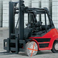 AutoSock for Fork Lift Trucks