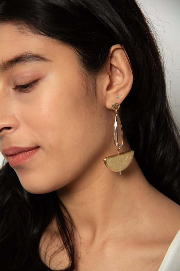 Confidence Statement Earring