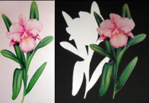 Repositionable Polyester Wall Decals Adhesive Inkjet Fabric