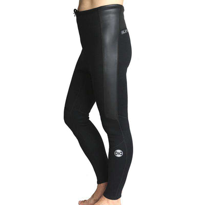 SLINX Warm High Waisted 2mm Diving Wetsuit Pants for Men Women