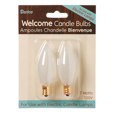 Frosted Welcome Bulb 7W