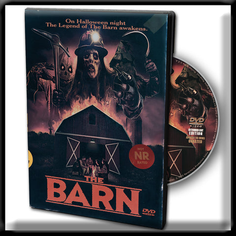 The Barn - (DVD) Extended Cut