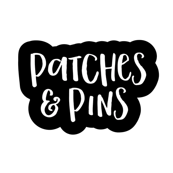 Patches and Pins Fun Products