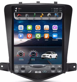 "Open Box 10.4"" Vertical Screen Android Navigation Radio for Chevrolet Cruze 2009 - 2015"