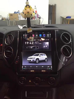 "[Open Box]10.4"" Vertical Screen Android Navigation Radio for VW Volkswagen Tiguan 2007 - 2016"