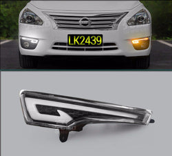 8 Styles Pair LED Daytime Running Light Lamp DRL for 2013 - 2015 Nissan Altima