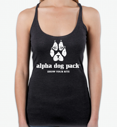 Alpha Dog Pack Women's Tank Tops