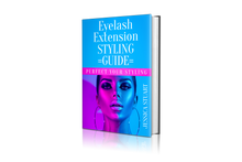 Eyelash Extension Styling Guide Ebook