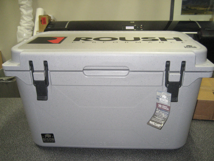 Roush Bison 50 QT Cooler - Made In The USA