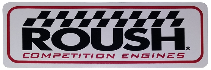 Roush Competition Engines Decal