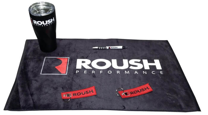 Roush Performance Welcome Kit