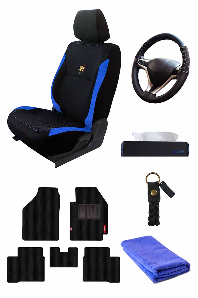 Complete Car Accessories Economy Combo 16
