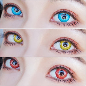 Doya Daily Cosplay (Red, Yellow , Blue) - Ohmykitty Online Store