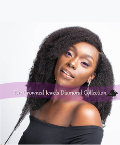 Diamond Collection - Coily (4B) Bundles