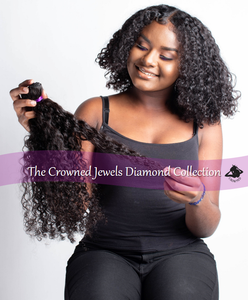 Diamond Collection - Curly (3A/3B) Bundles