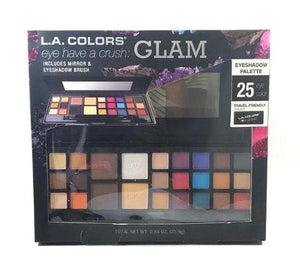L. A. Colors Glam Eyeshadow Palette