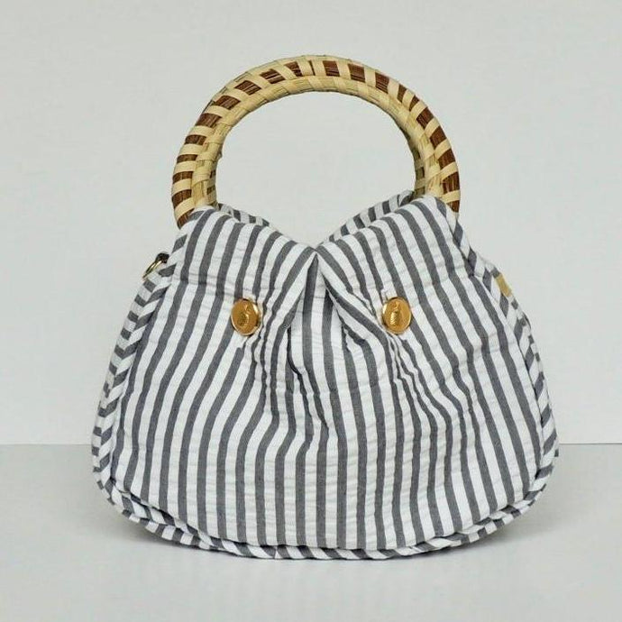 Charleston Carry Southern Sipper Purse Miss Benne Front