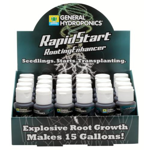 GH Rapid Start 1 oz Display Box (24/Cs)