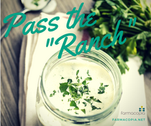 Ranch-ish Dressing