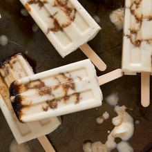 Reishi Russian Coconut Popsicle